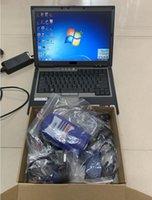 Dizel Kamyon Tanı Aracı Tarayıcı 125032 Laptop Ile USB Bağlantı Yazılımı D630 Kablolar Tam Set 2 Yıl Garanti