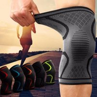 1pc compression genou Brace manches support Bandage Courir genou Sport Patella blessures Protect