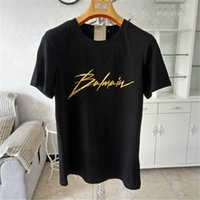 New Fashion Men Women Designer Shirts Brand Summer Top Tees ...