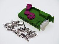 Verde 32 Pin / modo 1J0 972 spina 977 D Instrument, la spina B5, Auto modificate connettore del computer Tyco VW Audi BMW ecc