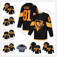 2019 Mens Series Estádio 87 Sidney Crosby 71 Evgeni Malkin 81 Phil Kessel 58 Kris Letang 72 Patric Hornqvist 59 Jake Guentzel Jersey