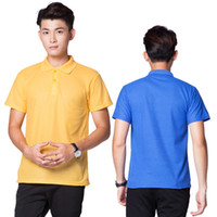 2019 Cheap Polos Camp Brand Clothing New Men Polo Shirt Hombres Business Casual Solid Male Shirt Camisa transpirable de manga corta SH190808