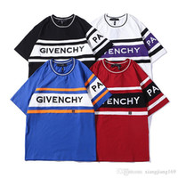 19ss new big letters letter embroidery contrast color stitch...