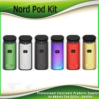 Original Nord Starter Kits 1100mAh Battery 3ml Mesh 0. 6ohm C...