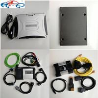 أداة تشخيص إصلاح السيارات V06.2021 Soft-Ware icom Next for BMW + MB Star C5 SD 5 + CF 19 Laptop 4G + 1TB SSD Automotivo Scanner