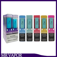 MR VAPOR Disposable Device Pod Starter Kit 280mAh Battery 1.3ml Cartridge Vape Empty Pen Puff Plus Posh stig 0268152