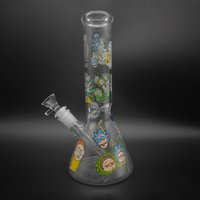 Glass bong beaker bongs water pipe oil rigs water pipes glas...
