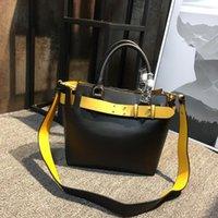 ويفضل 2019 أزياء العلامة التجارية مصمم حقائب يد امرأة جديدة واحدة حقيبة الكتف للتصوير الفوتوغرافي الشارع