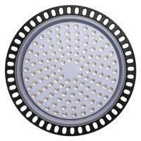 LED de alta Bay Luz 500W impermeável IP65 ao ar livre 110V Focos UFO arrefecer LED branco luzes do palco loja lustre rodada indoor outdoor