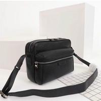 Erkek omuz çantaları tasarımcılar messenger çanta ünlü gezisi çanta evrak crossbody kaliteli marka L0G0