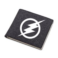 Super Hero The Flash Wallet High Quality Women And Men Purse...
