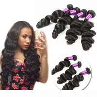 Indian Straight Hair 5 Bundle Deal 10- 28 Inches Remy Hair We...