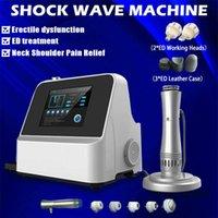 Hochwertige Neue Produkte ESWT Extrakorporale Stoßwellentherapie Maschine Shock Wave Health Product Machine Physiotherapie-Salon-Ausrüstung