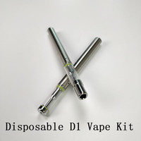 يمكن التخلص منها e cigs يا القلم vape kit 0.5 ملليلتر خرطوشة الزجاج 310 مللي أمبير بطارية السيراميك لفائف النفط سميكة المرذاذ فارغة المتاح vape القلم