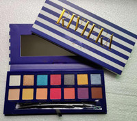 Newest Brand 14 Colors Eye Shadow Palette RIVIERA Eyeshadow ...
