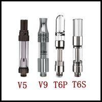 Véritables réservoirs de liberté ITUWA AMIGO V5 V9 TCORE T6S T6P Cartouches de bobine en céramique pour Max Komodo C5 Vmod Battery