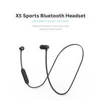 X5 Bluetooth headphones Earphone Wireless Headset noise redu...