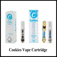 Newest Cookies Vape Cartridge with Display Box 1. 0ml Ceramic...
