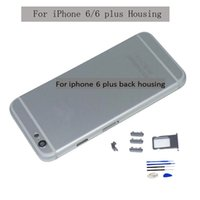 For iPhone 6 6G and Phone 6S housing battery cover back fram...