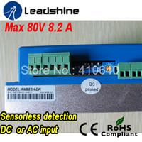 1 Stück Freies Verschiffen AM882H-DK Leadshine 2 Phase Digital Stepper Drive Mit Max 80 V / 8,2A speziell für CNC router
