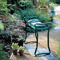 2020 neue heiße Verkaufs-Multifunktionsfalten Garten Kneeler und Sitzgelegenheit TV Produkte zufällige Farbe im Freien Stuhl Gartenstühle