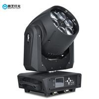 MF-B640 6 Augen hohe Leistung RGBW LED 6 PCS 40W Strahlwasch bewegliches Hauptlicht für professionelle Disco dj Nachtklub KTV bar