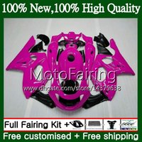 Karosserie für YAMAHA Thundercat YZF600R 02 03 04 05 06 07 86MF36 YZF 600R Gloss Pink YZF-600R 2002 2003 2004 2005 2006 2007 Verkleidung Karosserie