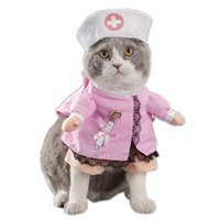 Pet Costume Cosplay Clothing Clothes for Dogs Cat Funny Appa...