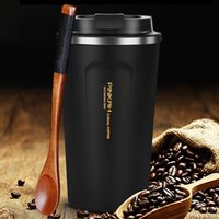 Pinkah 380 & 500ml 304 Stainless Steel Thermo Cup Travel Cof...