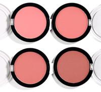 SACE SEÑORA maquillaje Blush Larga Duración mejilla pigmentado al horno Rouge MatteNatural polvo brillante cara cosmético componen colorete cosméticos