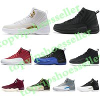 2020 New Arrival 12 12s Basketball Shoes Men Game Royal Gym ...