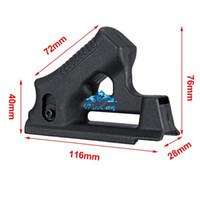 Tactique Fore Grip doigt Angled Tablette pour Jinming Gen9 Gel balle accessoires de sautage Jouet watergun en nylon poignée