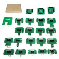 KTAG KESS KTM Dimsport Set complet 22 adaptateurs pcs