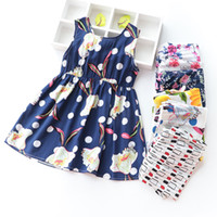 baby girl clothes fashion 2019 kids girls clothing Summer be...