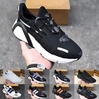 2019s Lxcon 600 Running Shoes Kanye West Sapatilha GORE-TEX Para sneakers Homens Mulheres Branco Laranja verde fluorescente Grey Formadores Outdoor Sports