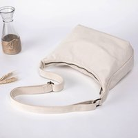 Canvas Shoulder Bag nuove signore casuale selvaggia Messenger