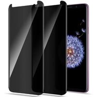 Samsung J6 için J7 J8 2016 2018 2017 Başbakan Pro Artı G530 G720 9 H Sertlik Gizlilik Anti-Spy Anti Çizilmeye Ekran Koruyucu Temperli Cam