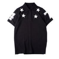 Hommes Styliste Polos Hommes 2020 Styliste vêtements à manches courtes Mode Hommes d'été T-shirt Taille S-XXL