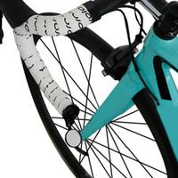 Велосипед Руль зеркало заднего вида Регулируемая ручка Бар End Заглушки Аксессуары для велосипеда HB88
