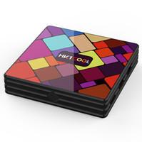 HK1 멋진 안드로이드 9.0 TV 박스 2GB 16GB RK3318 2.4G 5G 듀얼 브랜드 WiFi BT4 4K 세트 상단 스트림 미디어 플레이어