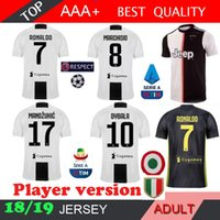 2019 version de joueur Maillots de Football 18 19 20 2020 Domicile loin Camisetas Futbol Maillot Maillots de Football
