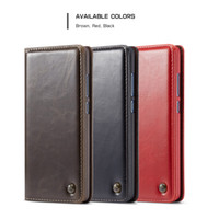 CaseMe003 Wallet Case For Huawei P20 Lite Mate20 Pro Cover D...