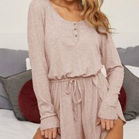 da8e7e039bc New Arrival. Women Playsuits Rompers Winter Plus Size Solid Sexy Casual Jumpsuits  Shorts Female ...