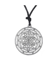 JF053 diseño de moda nórdica vikingo pagano hombres prosperidad talismán riqueza Buena Suerte cuerda amuleto colgante collar al por mayor