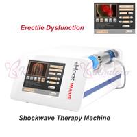 Gainswave intensidade sonora choque máquina de ondas acústicas para a terapia ED / fisioterapia radial acústica portátil para a disfunção eréctil