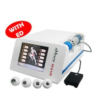 New Design Shockwave Therapy Machine High Speed Physiotherapy Acoustic ED Treatment Physical Extracorporeal Shock Wave Pian Removal Home Use