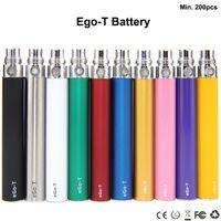 510 Gewinde Akku EGOT Vape Akku 650mAh 900mAh 1100mAh Big Batteriezellen EGOT Vape Für CE4 MT3 Carts