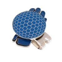 Смешные перчатки дизайн гольф Hat клип с магнитной Маркер Ball Гольфист подарок