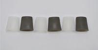 одноразовый силиконовый наконечник для тестирования капельного прозрачного черного широкополосного вейп-мундштука для тестирования крышки от пыли для MT PHIX VTV NRX RELX