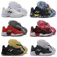 ff5776581a5e2 2019 Joel Embiid Porzingis Mitchell Pro Bounce Low Zapatillas de baloncesto para  Zapatillas de entrenamiento para